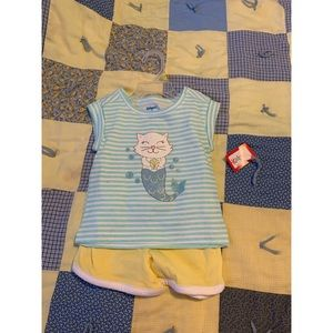 ☀️NWT Baby Girl Summer Outfit☀️